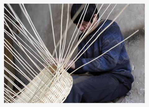 OUR HEROES…THE BASKET WEAVERS OFSHANDONG