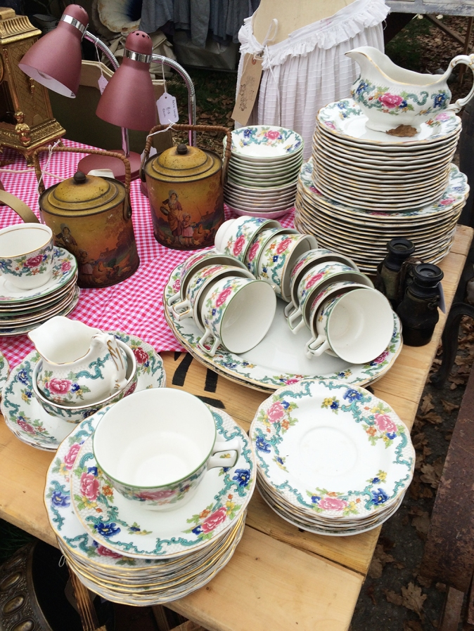 Crockery Boot Fair