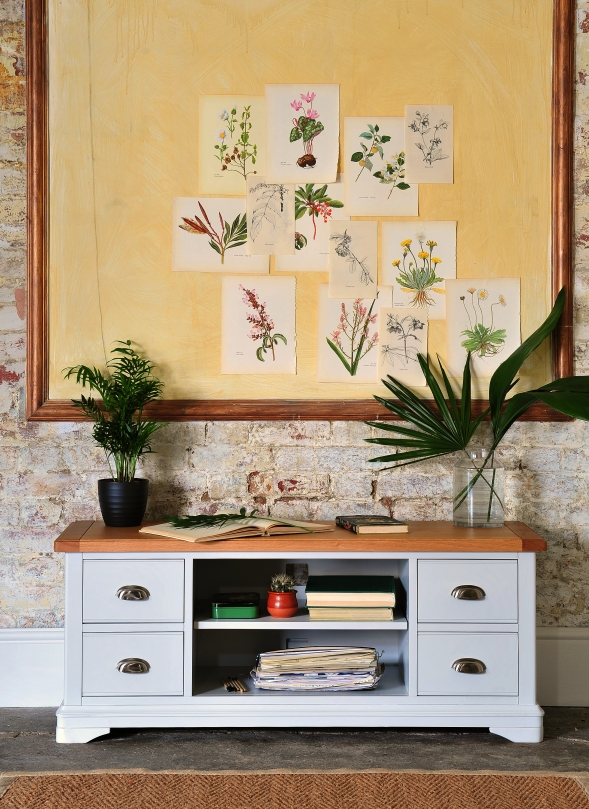 Curate your space botanical group