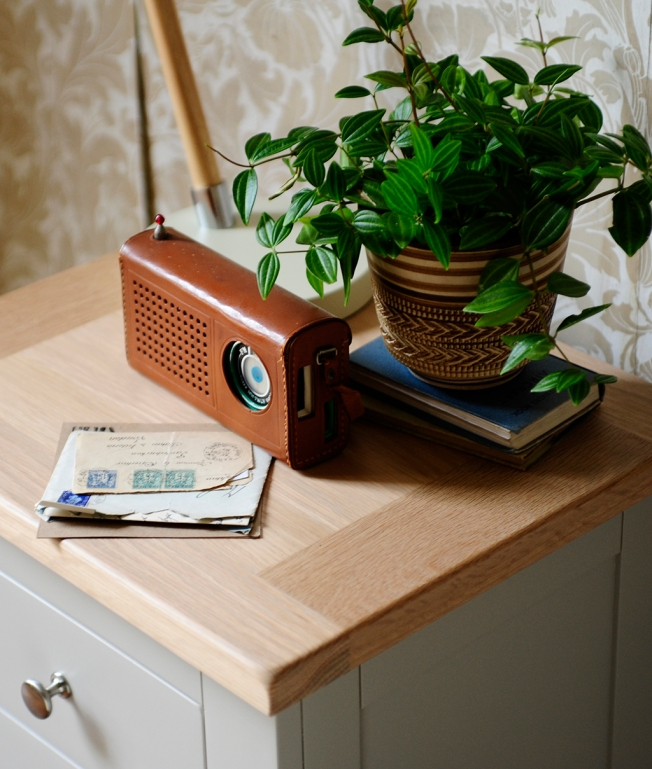 Letters Post Vintage Radio Plants Vintage Pottery