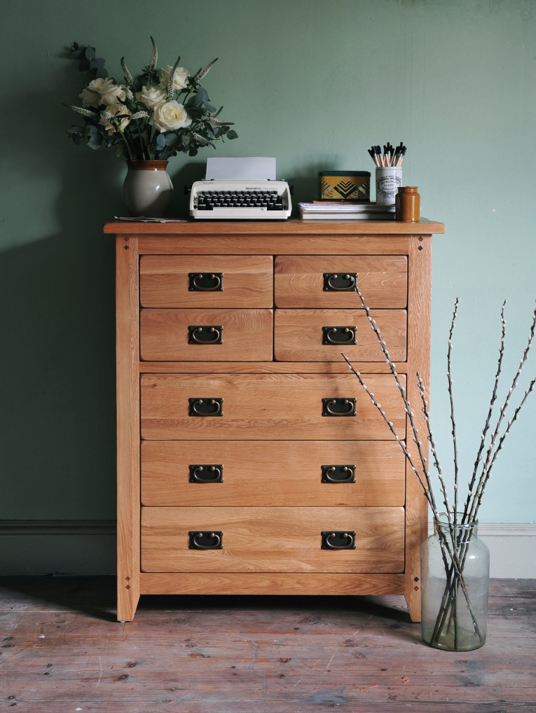 Oakland Chest of Drawers 2