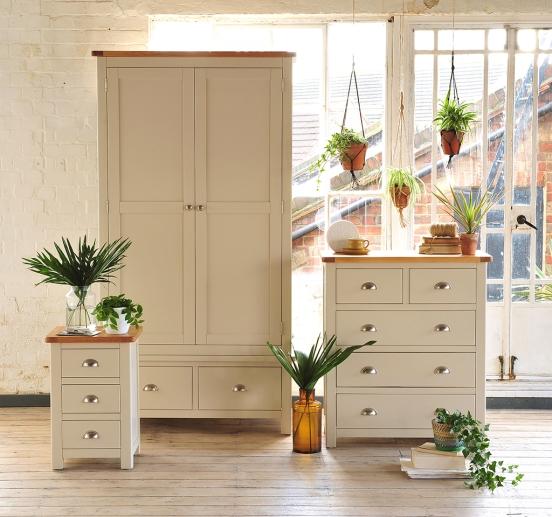 Painted bedroom furniture, painte
