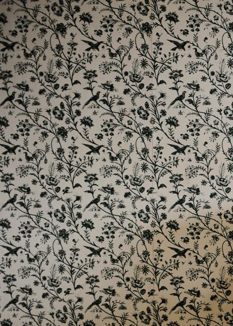 Vintage Laura Ashley Wallpaper