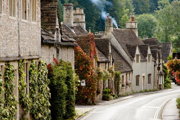 Walks Wiltshire Agatha Christie Cotswolds