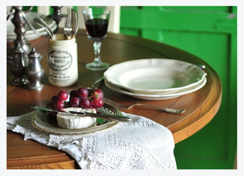 DRESSING YOUR TABLE FOR DINNER PARTYDELIGHT!