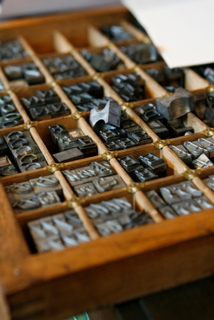 Printing Blocks, the national print museum