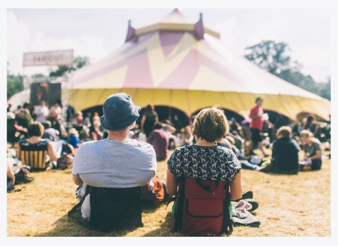 WELLY UP! FESTIVAL SEASON ISCOMING