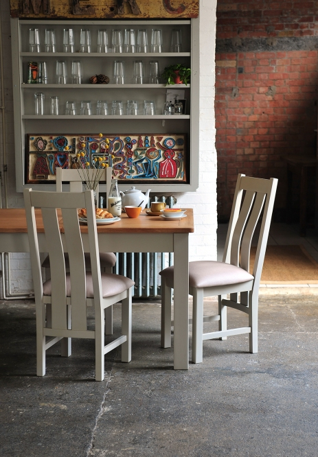 Grey furniture, grey dining furniture, dining table, grey chairs, dream dining room