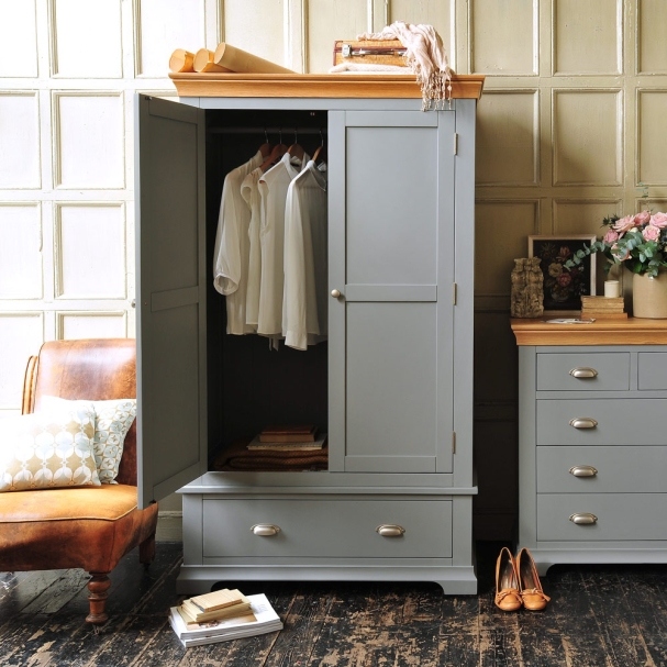 Grey furniture, wardrobe, bedroom furniture, painted furniture, dream bedroom