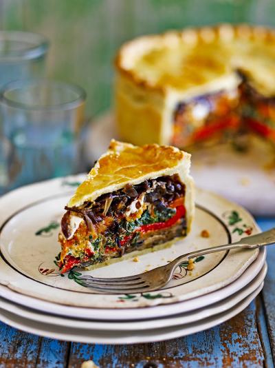 Jamies picnic pie