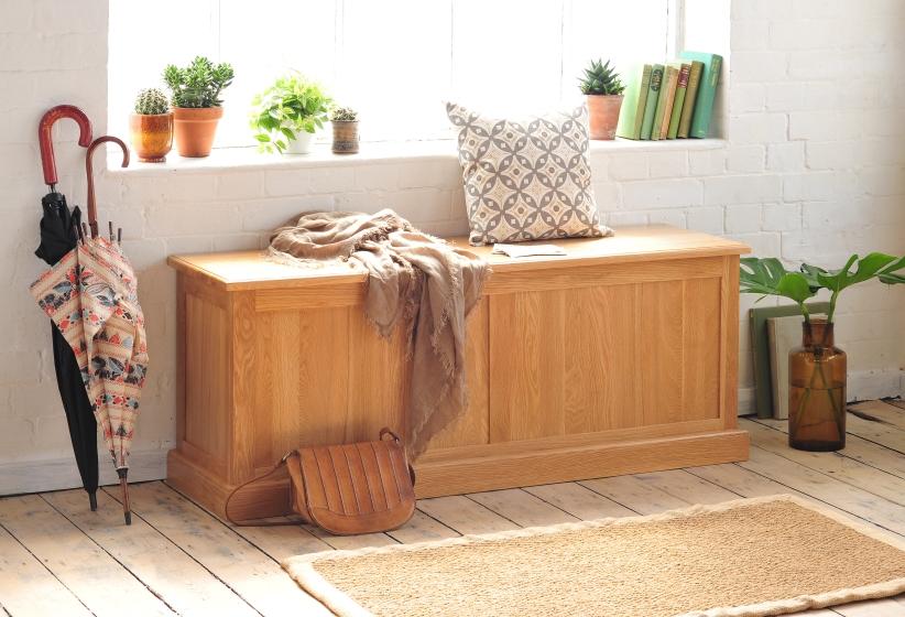 Hallway Blanket Box