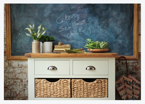 MODERN COUNTRY LIVING #10…THE OXFORDSIDEBOARD