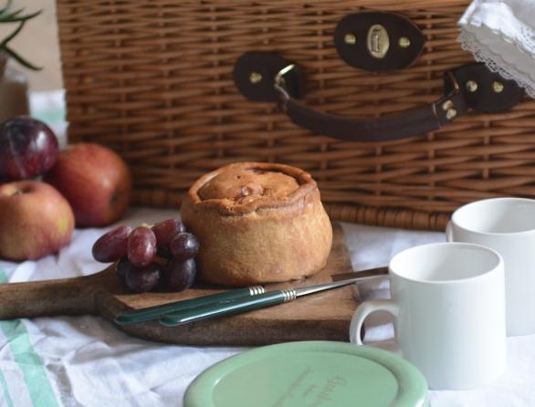 Picnic, Picnic basket, picnic pie, fruit, summer, plants, picnic blanket, 4