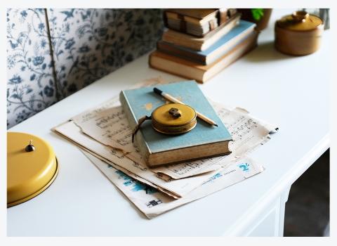 CREATIVE LICENCE…STYLING THE CLASSIC BURFORDRANGE