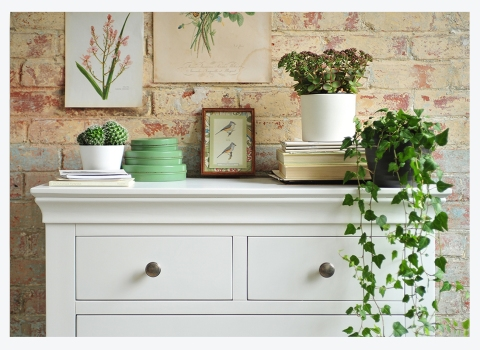 MODERN COUNTRY LIVING #12…CHANTILLY WHITE