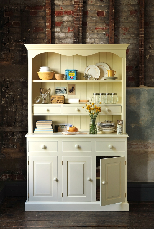 dresser, freestanding storage, Kitchen storage, Dream Kitchen, Country Kitchen, painted furniture