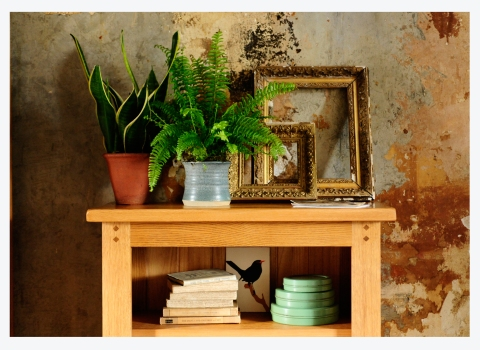 STYLING RUSTIC OAK…INSIDER TIPS FROM OUR CREATIVETEAM