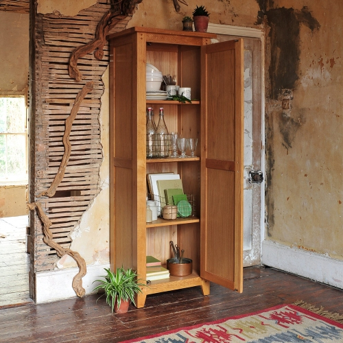 Pantry, larder, dream kitchen, country kitchen, kitchen storage, freestanding storage