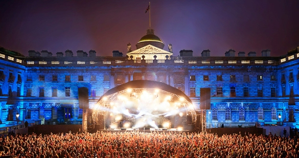 Somerset House, Outdoor Gigs