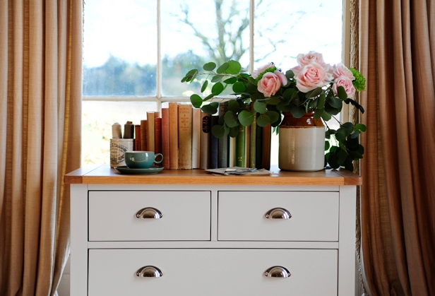 Chest of drawers, painted furniture, grey furniture, dream bedroom, EDIT
