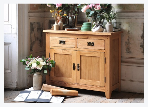 WIN AN OAKLAND SIDEBOARD