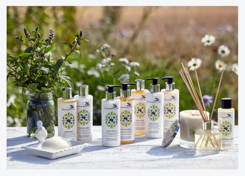 WIN A LUXURY HAMPER OF SUMMERDOWN GOODIES