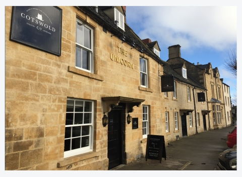 OUR NEW HOME…STOW-ON-THE-WOLD