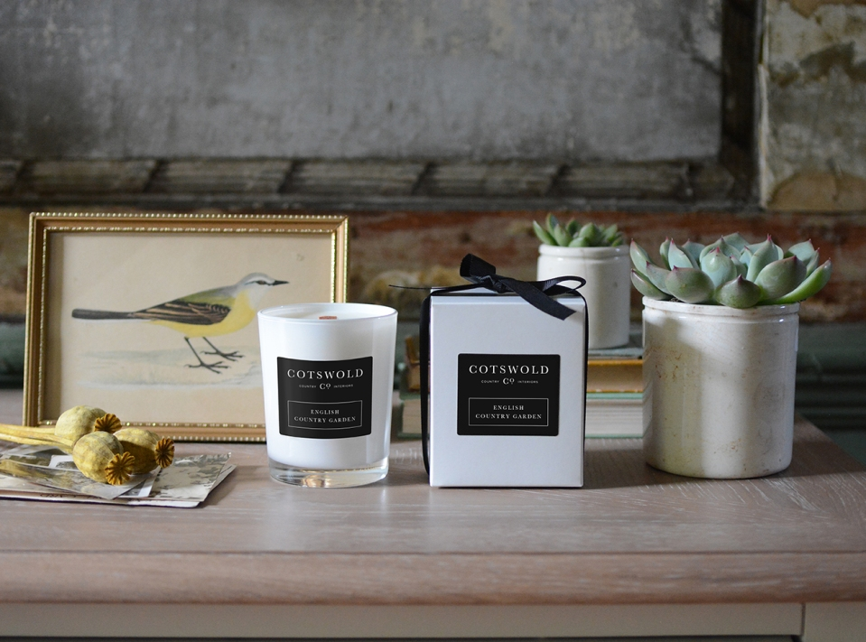cotswold company scented candle