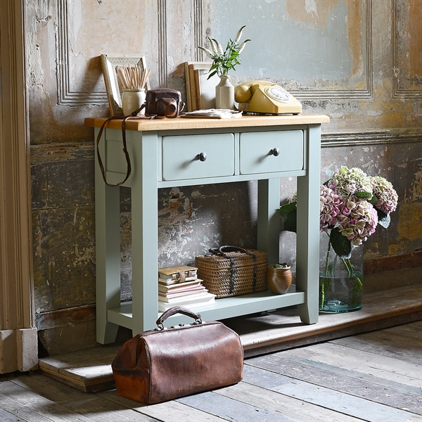 Charlton Painted Console Table