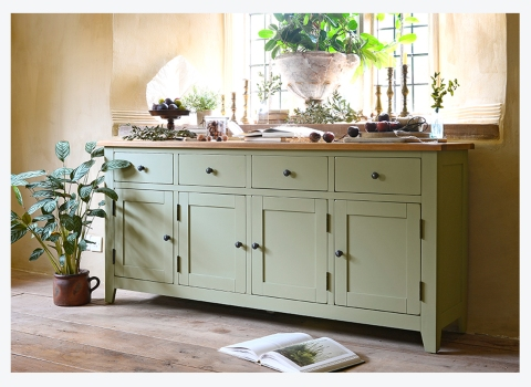 MODERN COUNTRY LIVING #15 CHARLTONPAINTED