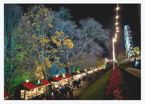 TOP TEN UK CHRISTMAS MARKETS TO GET YOU IN THE FESTIVESPIRIT!