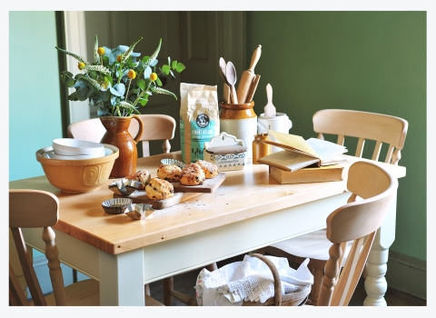 DREAMING OF A COUNTRYKITCHEN?