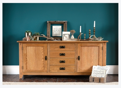 Colours that go with oakfurniture