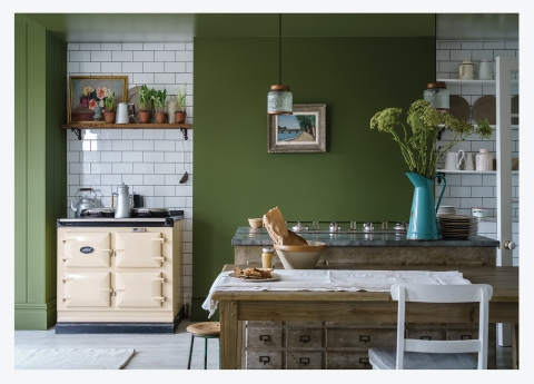 Choosing a colour for every room with Farrow & Ball