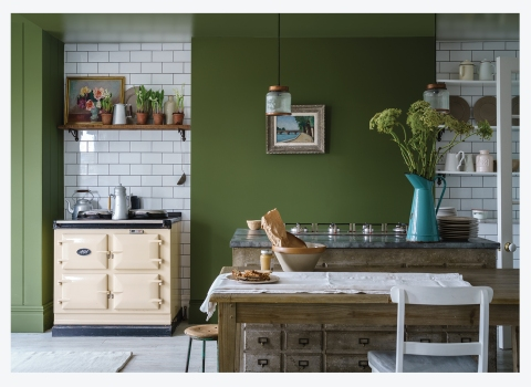 Choosing a colour for every room with Farrow &Ball