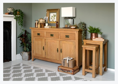 Styling Oak Furniture