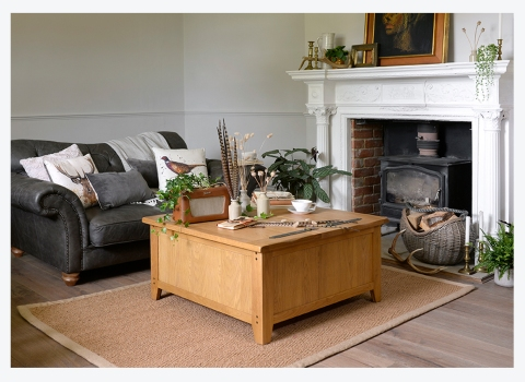Four Living Room Styles WeLove