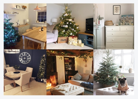 Country Christmas Interiors, by you#10