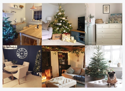 Beautiful Christmas Interiors, by you#10