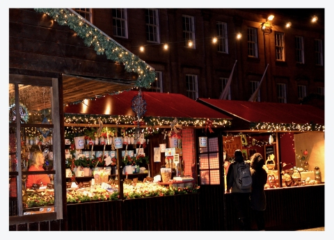 5 of the Best UK Christmas Markets