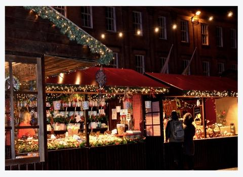 5 of the Best UK ChristmasMarkets