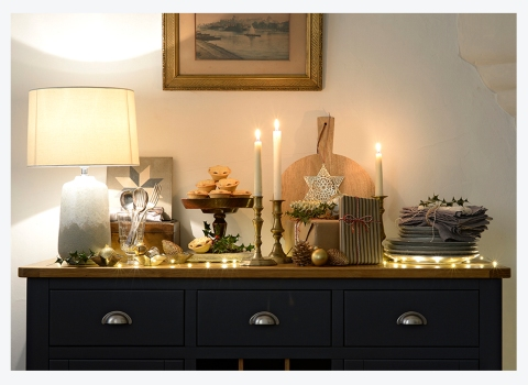 9 easy storage solutions for Christmas2018