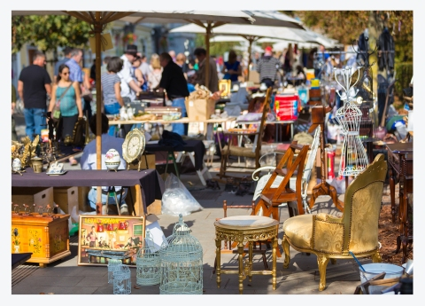 4 Antique Markets to Visit in 2019