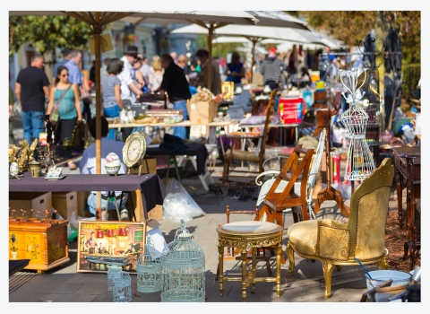 4 Antique Markets to Visit in2019