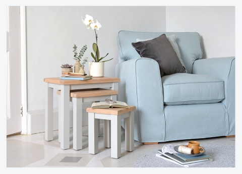The Spring Series #3 Ideas for Decorating yourLounge