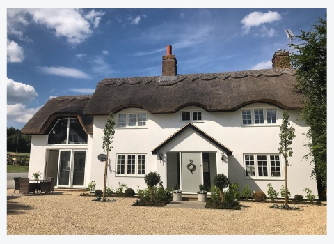 8 real cottages with beautiful exteriors to inspire you thissummer